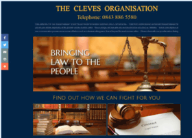 cleves.org.uk