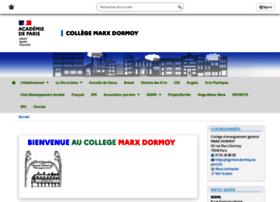 clg-marx-dormoy.ac-paris.fr
