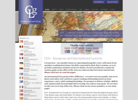 clgeurope.org