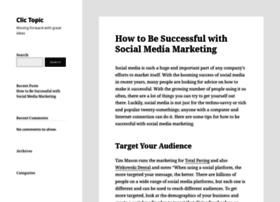 clic-topic.com