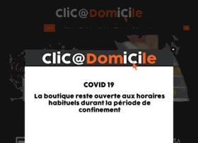 clicadomicile.com