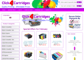 click4cartridges.com