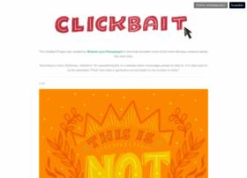 clickbaitproject.com