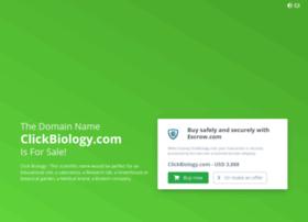 clickbiology.com
