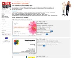 clickbusinesscards.com.au
