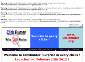 clickhunter.org