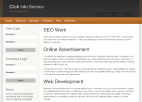 clickinfoservice.com