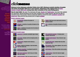 clickmazes.com