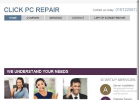 clickpcrepair.com