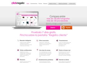 clickregalo.com