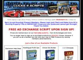 clicks4scripts.com