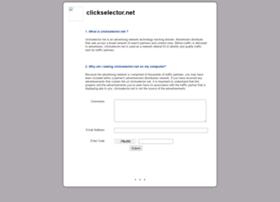 clickselector.net