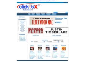 clicktix.com