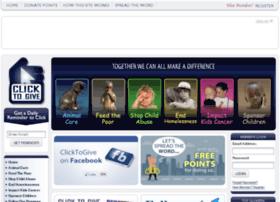 clicktogive.com