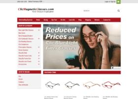 clicmagneticglasses.com