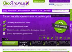 clicotravaux.com