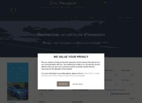 clicpeugeot.com