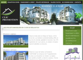 clicpromotion-algerie.com