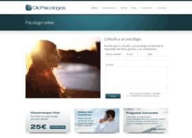 clicpsicologos.com