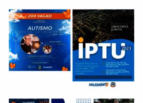 clicsoledade.com.br