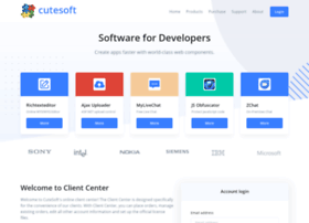 clientcenter.cutesoft.net