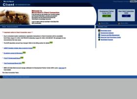 clientconnection.worldbank.org