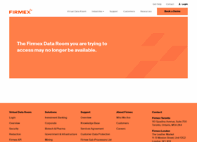 clientsupport.firmex.com