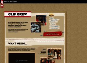 clifcrew.clifbar.com