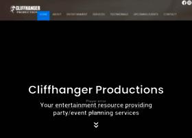 cliffhangerproductions.com