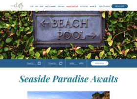 cliffsresort.com