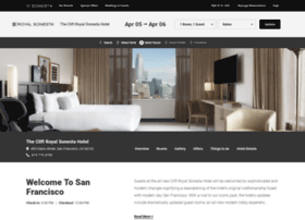 clifthotel.com