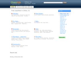 clifton-nj.chaosads.com