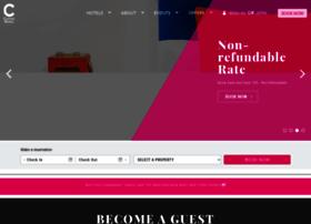 cliftonhotels.com