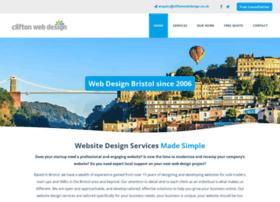 cliftonwebdesign.co.uk
