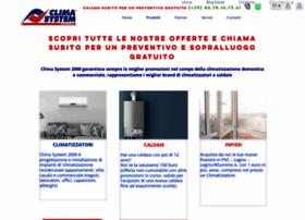 Climasystem2000.it