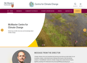 climate.mcmaster.ca