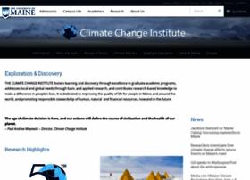 climatechange.umaine.edu