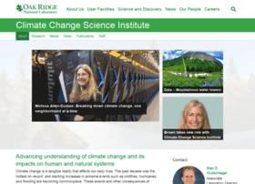 climatechangescience.ornl.gov
