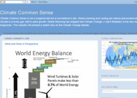 climatecommonsense2.com