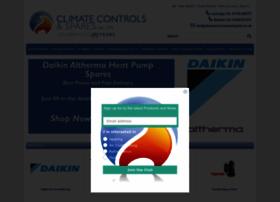 climatecontrolsandspares.co.uk