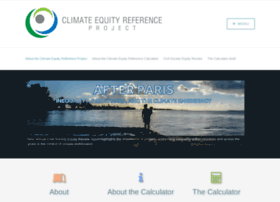 climateequityreference.org