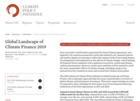 climatefinancelandscape.org