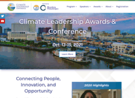 climateleadershipconference.org