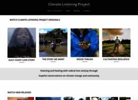climatelisteningproject.org