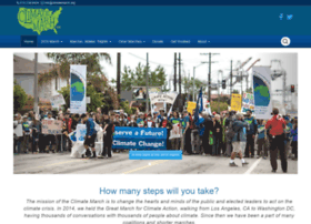 climatemarch.org