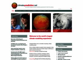 Climateprediction.net