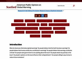 climatepublicopinion.stanford.edu