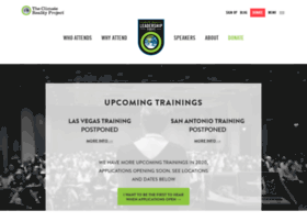 climaterealitytraining.org