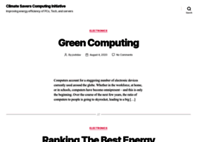 climatesaverscomputing.org