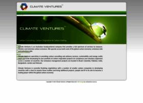 climateventures.com